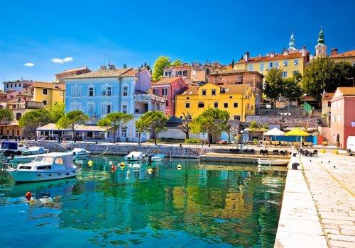 Grand tour of Dalmatia, Istria and Slovenia